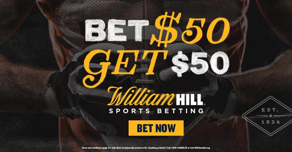 William Hill NFL bonus