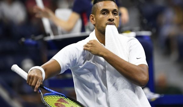 A Kyrgios classic and a date with Nadal is a win-win for tennis