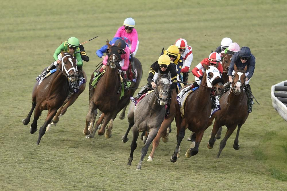 Will Rogers Downs Race Track Guide