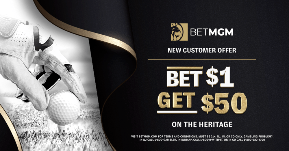 BetMGM Heritage Offer