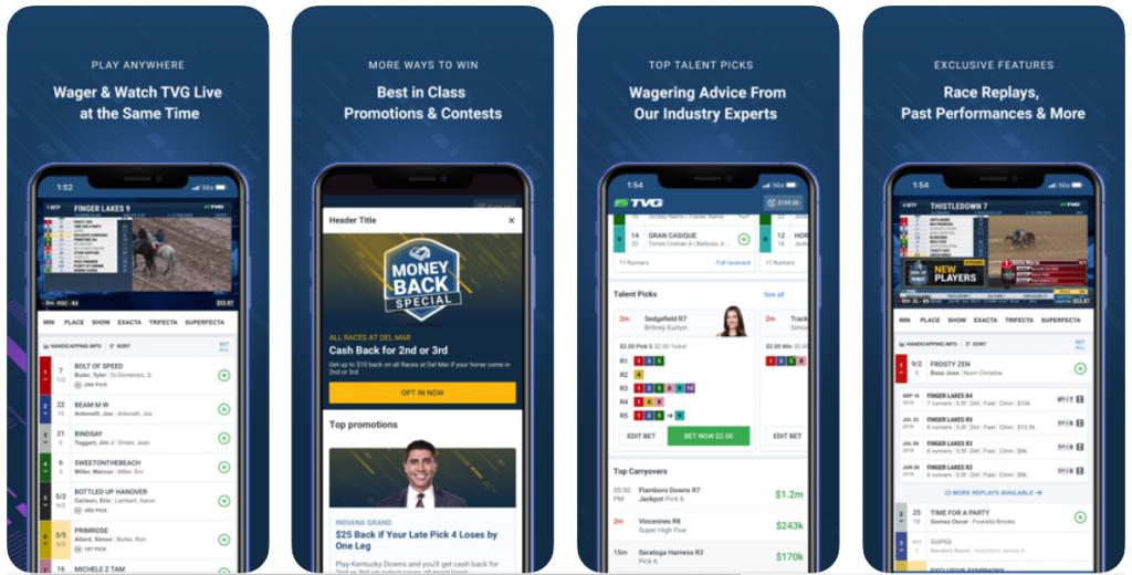 TVG Mobile App
