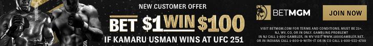 UFC 251 Usman promo