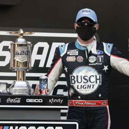 NASCAR: Power rankings: Kevin Harvick surges to the top