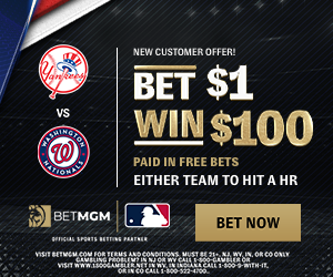 Yankees vs Nationals Special Offer