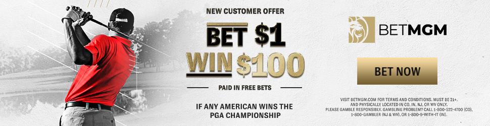 PGA Championship Special Offer