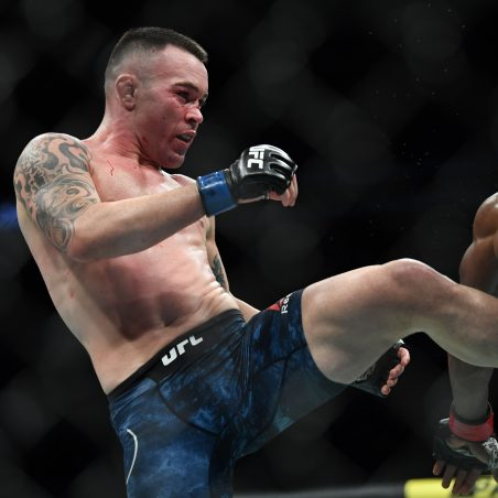 UFC Predictions: UFC Fight Night 178 Covington vs. Woodley picks and best bets