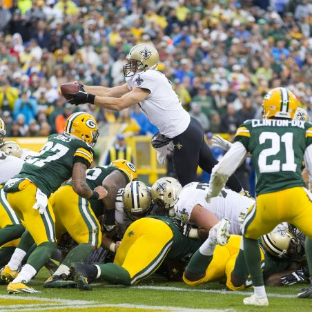 NFL Sunday Night Football Schedule & Preview - Week 3 Green Bay Packers vs. New Orleans Saints