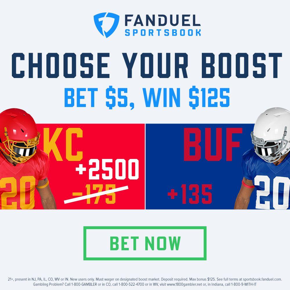 FanDuel Sportsbook Chiefs Promo
