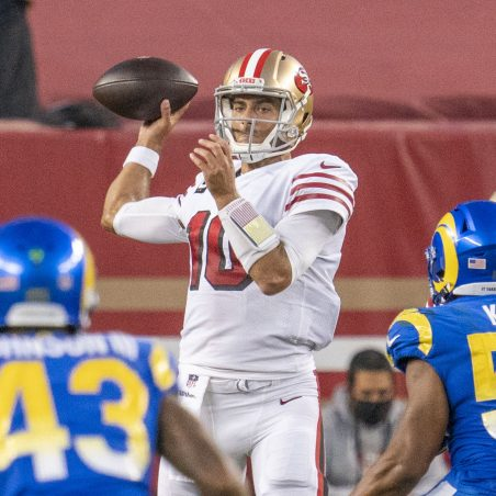 The 49ers proved the panic was premature with huge win over Rams
