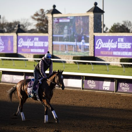 2020 Breeders' Cup: 130/1 three-horse parlay picks for Future Stars Friday