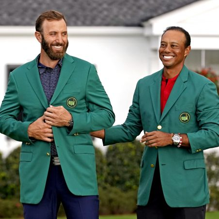 Masters Day 4 reaction: D.J. dominant and Tiger's ten