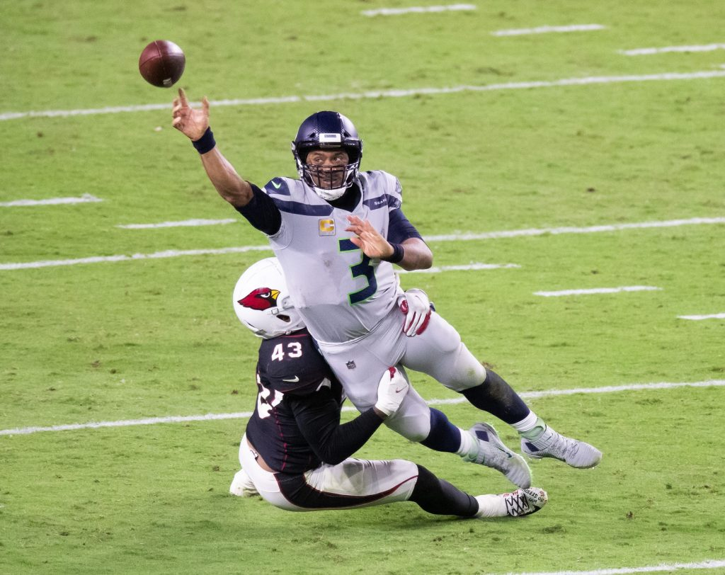 Russell Wilson is looking to get back on track in Thursday Night Football.