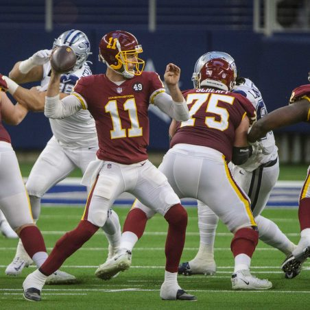 NFL Thanksgiving reaction: Football Team move into first, but how far can they go?