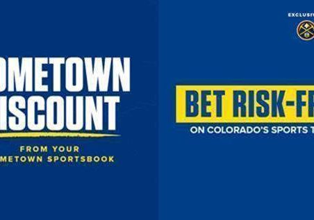 Bet risk-free for the rest of November on your favorite Colorado sports teams!