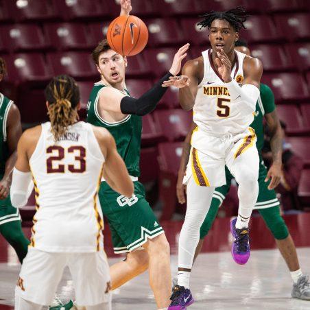 College basketball Saturday 5-team mega odds parlay (+7619)