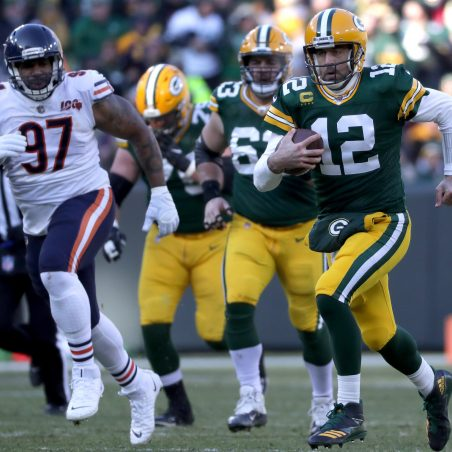 NFL Week 12 Sunday Night Football Preview: Packers look to wrap up NFC North against Bears