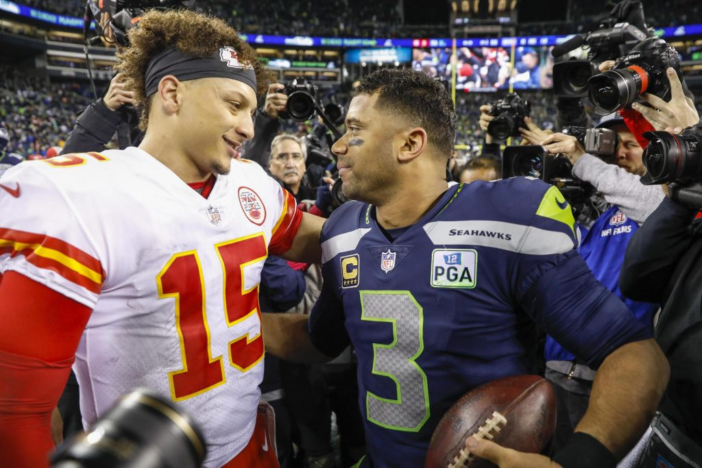 Wilson came out on top the last time he shared a field with Mahomes but is unlikely to beat him in the 2020 MVP race.