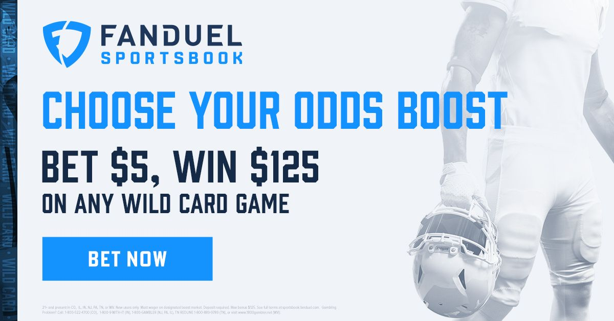 FanDuel Wild Card Weekend Offer