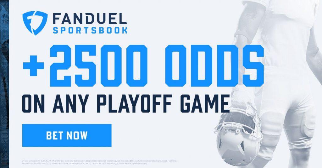 FanDuel Playoff Special Offer