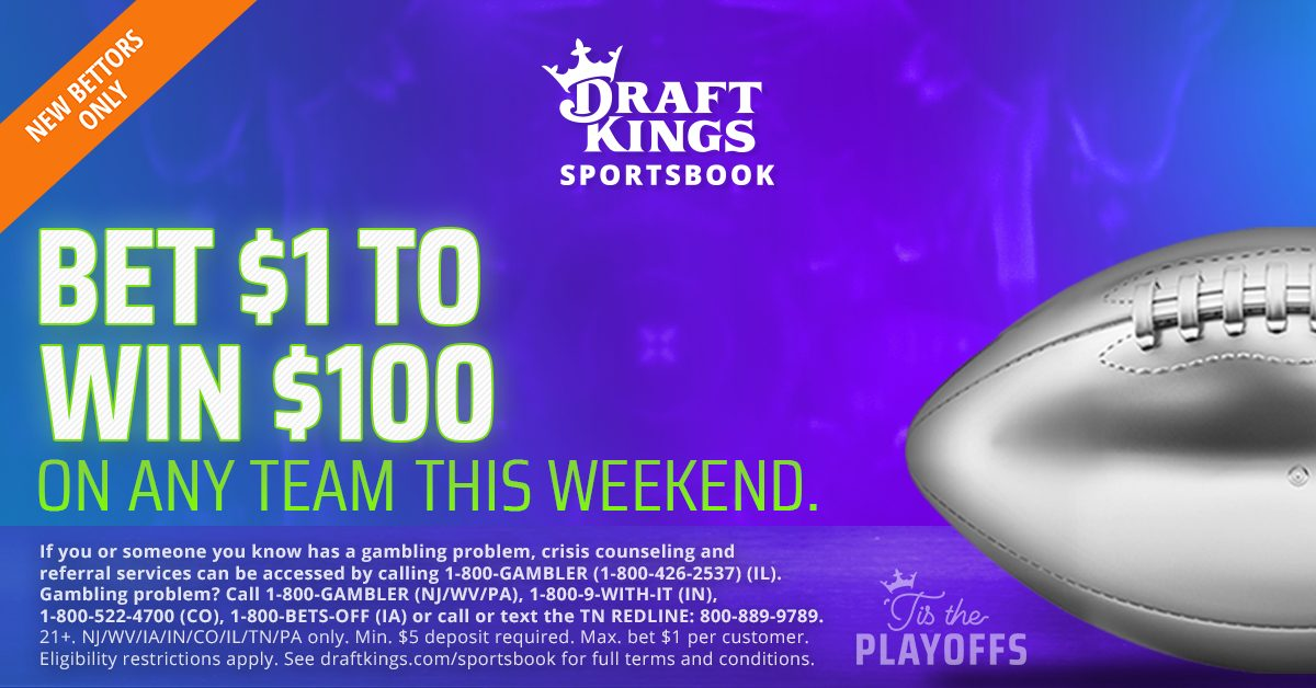 DraftKings Divisional Round Special
