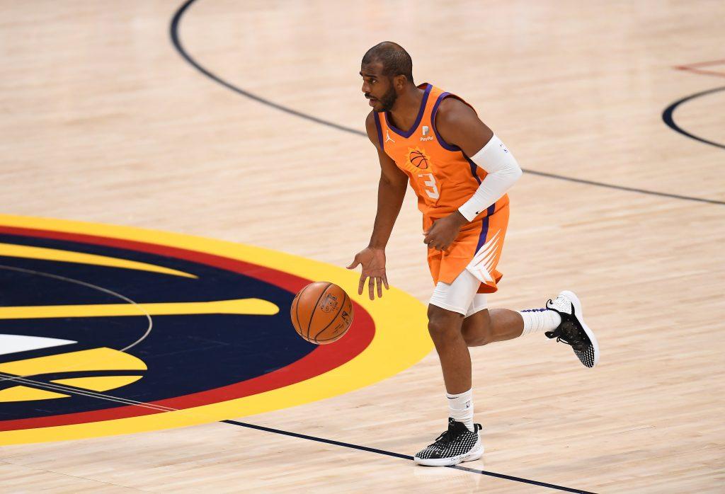 Chris Paul of the Phoenix Suns