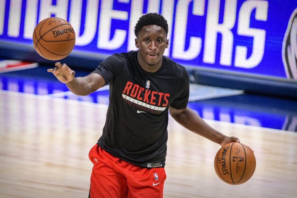 Victor Oladipo of the Houston Rockets