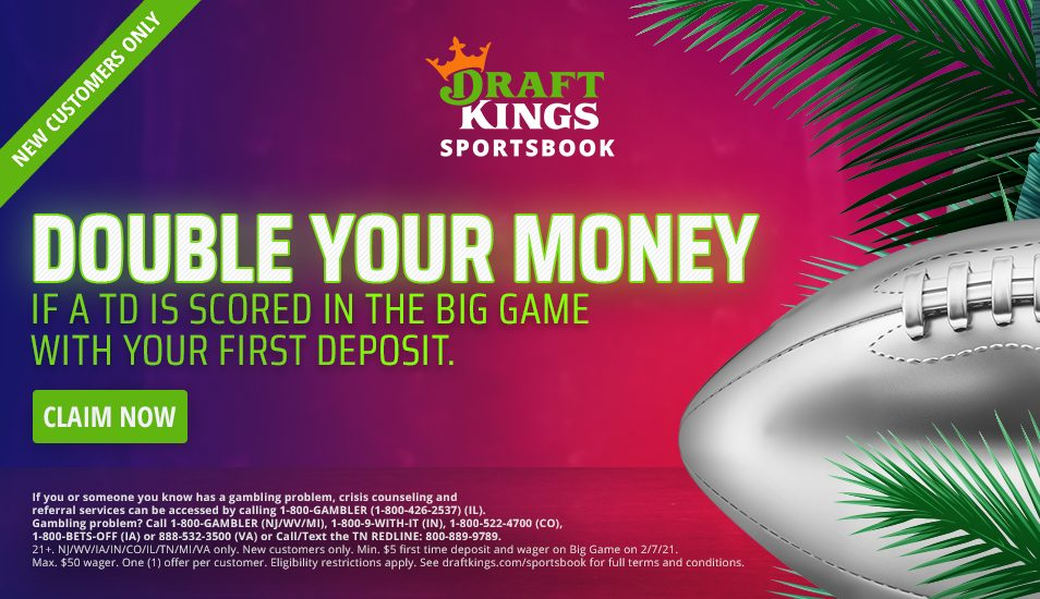 Draftkings super bowl offer