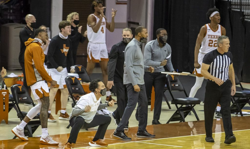Shaka Smart and the Texas Longhorns