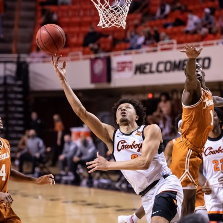 BetsByBob College Basketball Saturday Picks: Take the Cowboys against rival Sooners