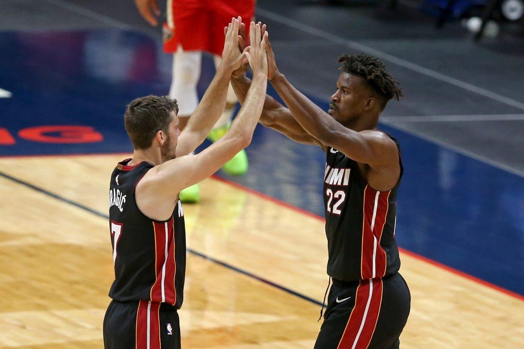 Jimmy Butler Miami Heat parlay