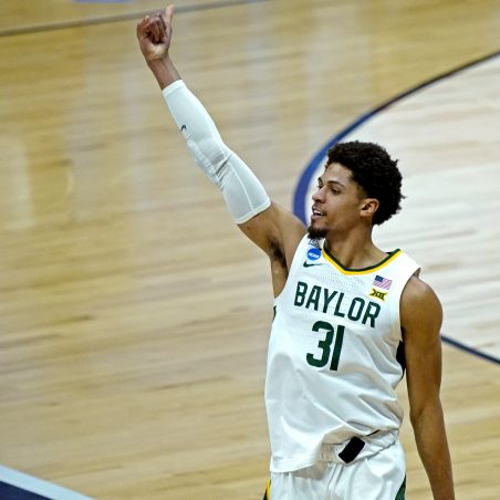 March Madness daily update: Can Houston keep Baylor under 40 percent shooting?