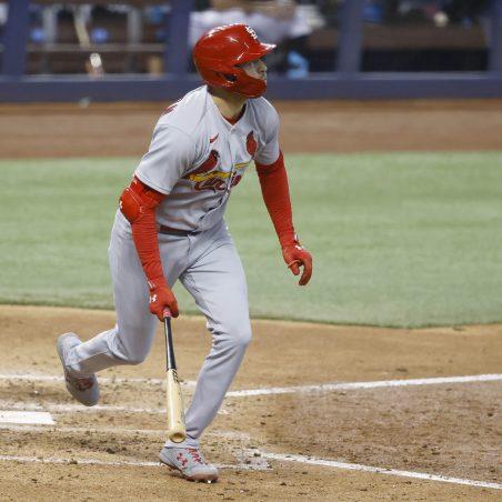 MLB Sunday three-team mega parlay (+1344 odds): Cardinals complete sweep