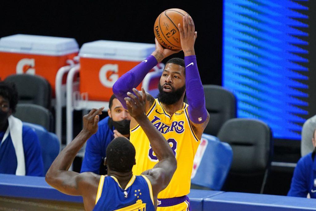 Markieff Morris Lakers player prop