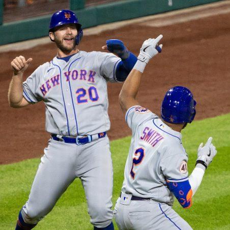 MLB Thursday three-team mega parlay (+1795 odds): Mets march on