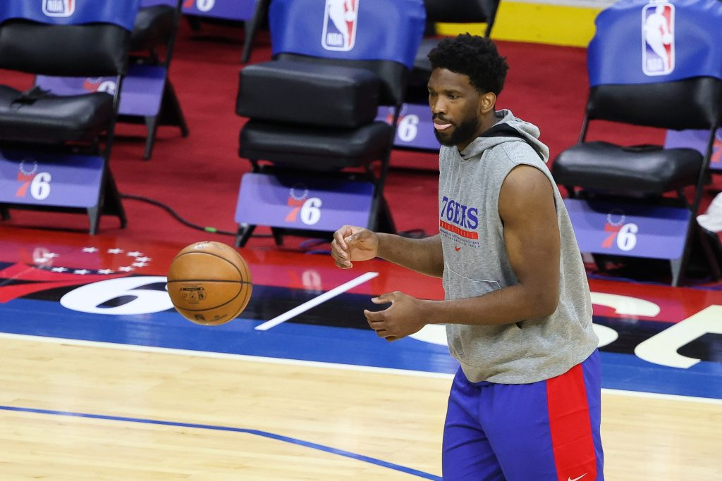 Joel Embiid shooting player props