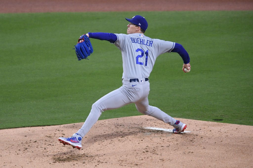 Los Angeles Dodgers Walker Buehler public money