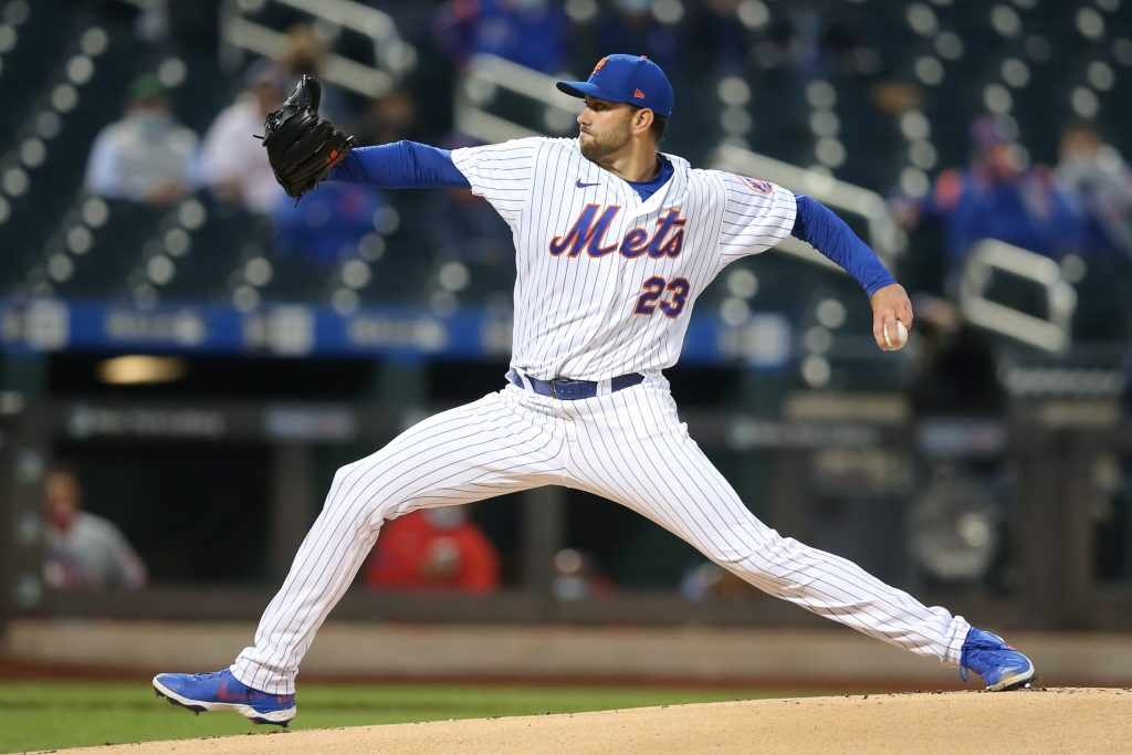 David Peterson Mets