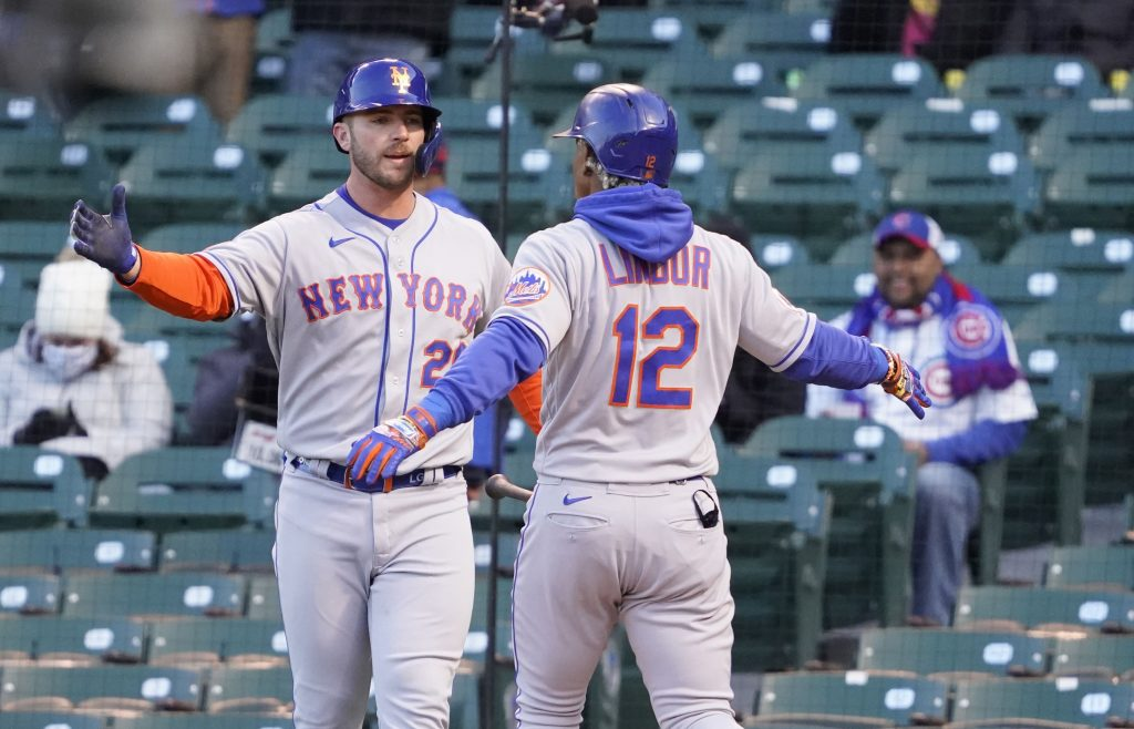 Pete Alonso Mets