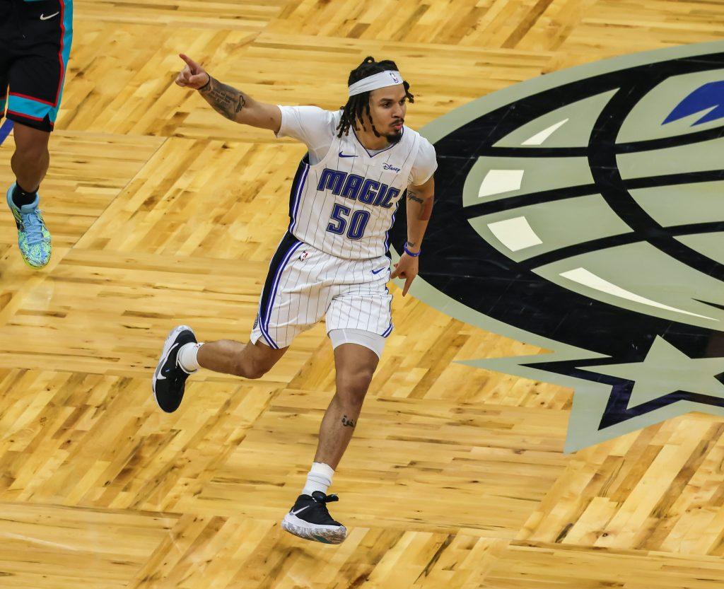 Orlando Magic guard Cole Anthony