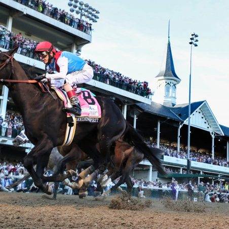 2021 Preakness Stakes predictions, odds and best bet: Can the controversial Medina Spirit strike again?