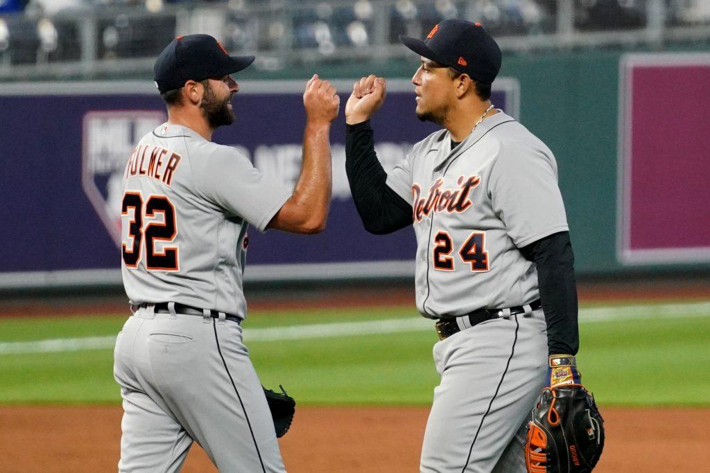 Miguel Cabrera of the Detroit Tigers