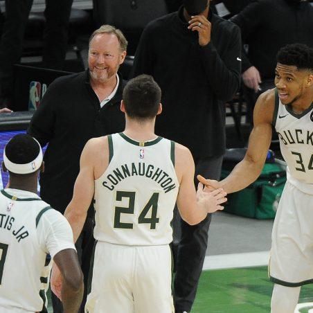 NBA Playoffs same game parlay (+2105 odds): Milwaukee Bucks vs. Brooklyn Nets Game 7