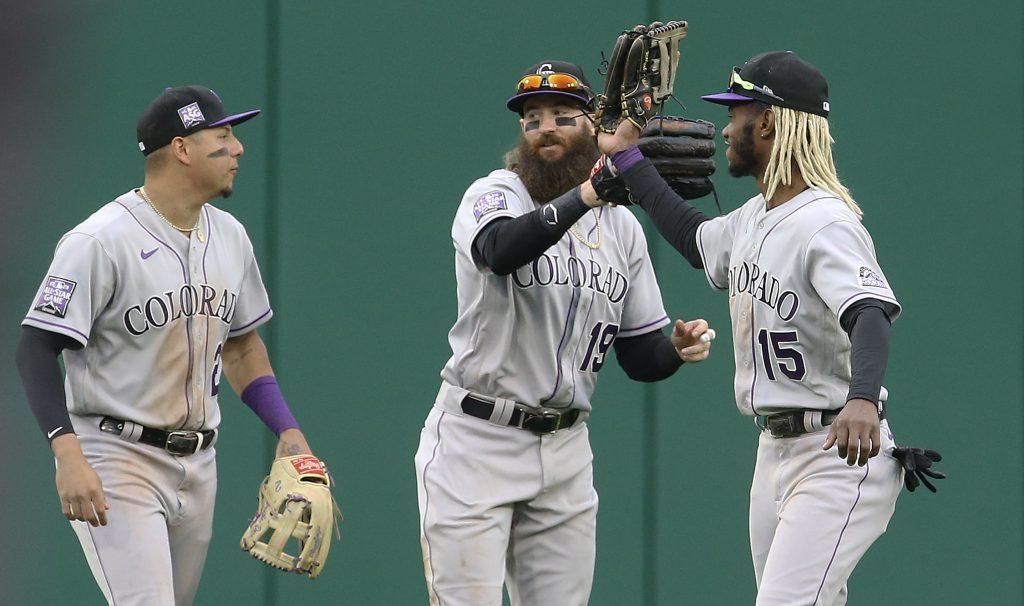 Colorado Rockies MLB parlay