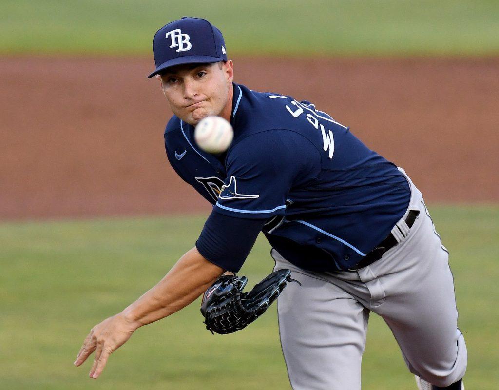 Shane McClanahan MLB parlay