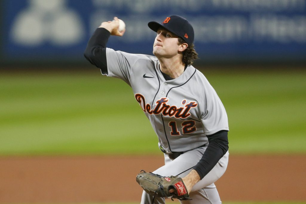 Casey Mize MLB player props