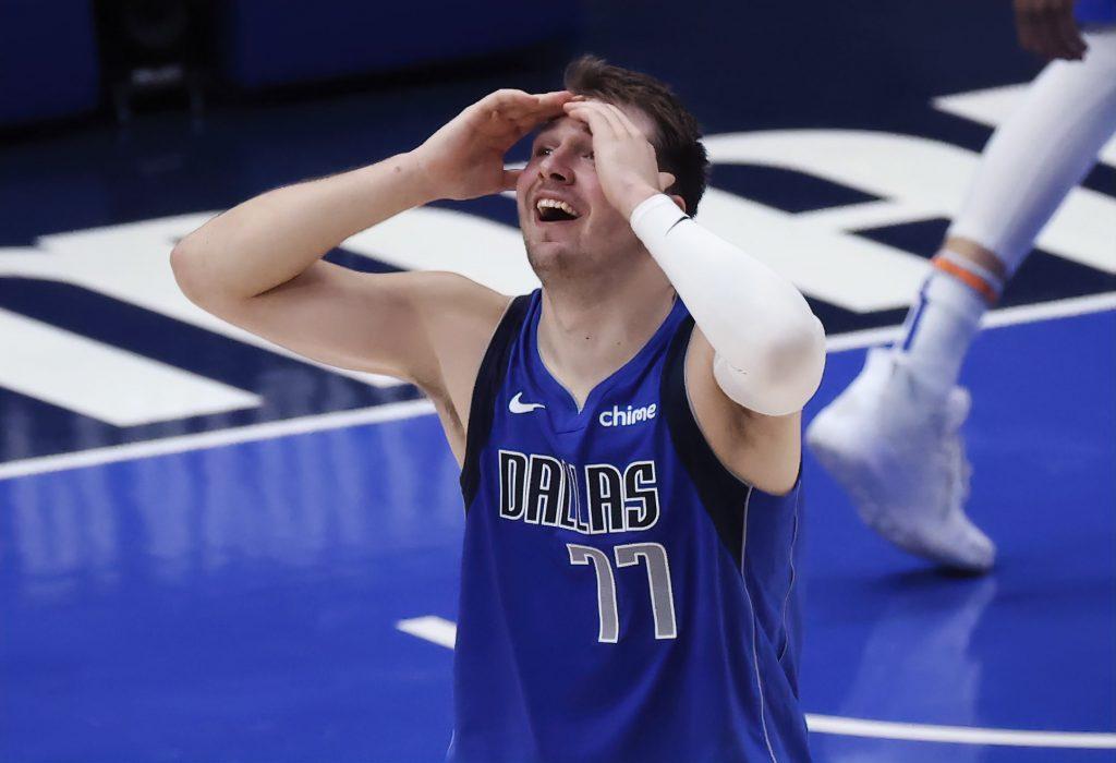 Luka Doncic NBA player props