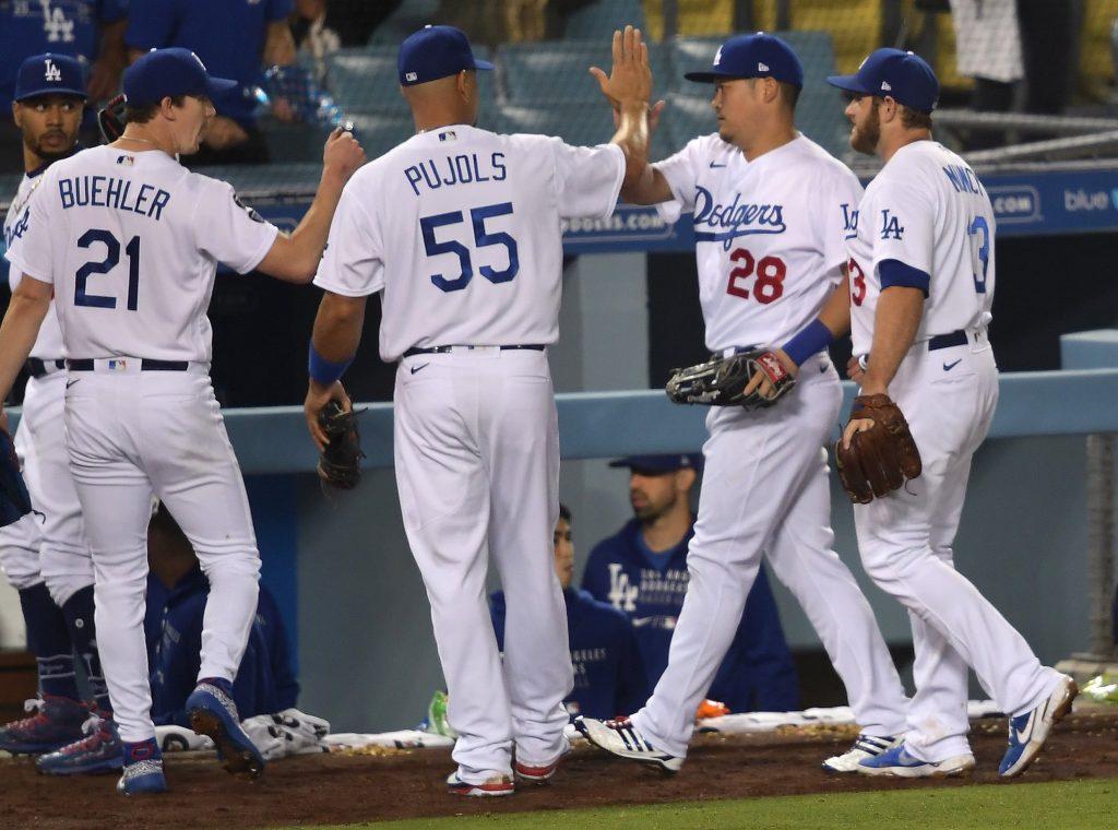 Walker Buehler MLB same game parlay