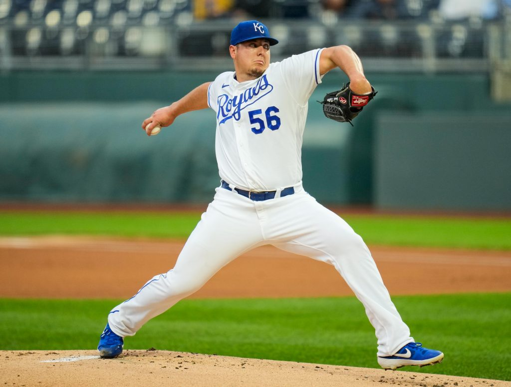 Brad Keller MLB player props