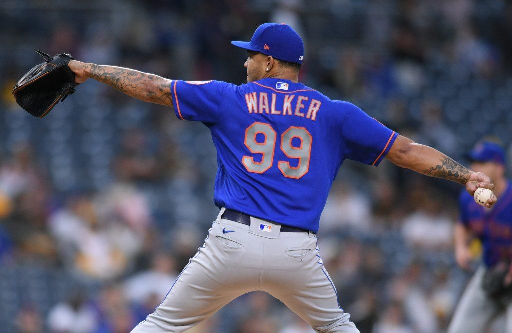 Taijuan Walker MLB parlay
