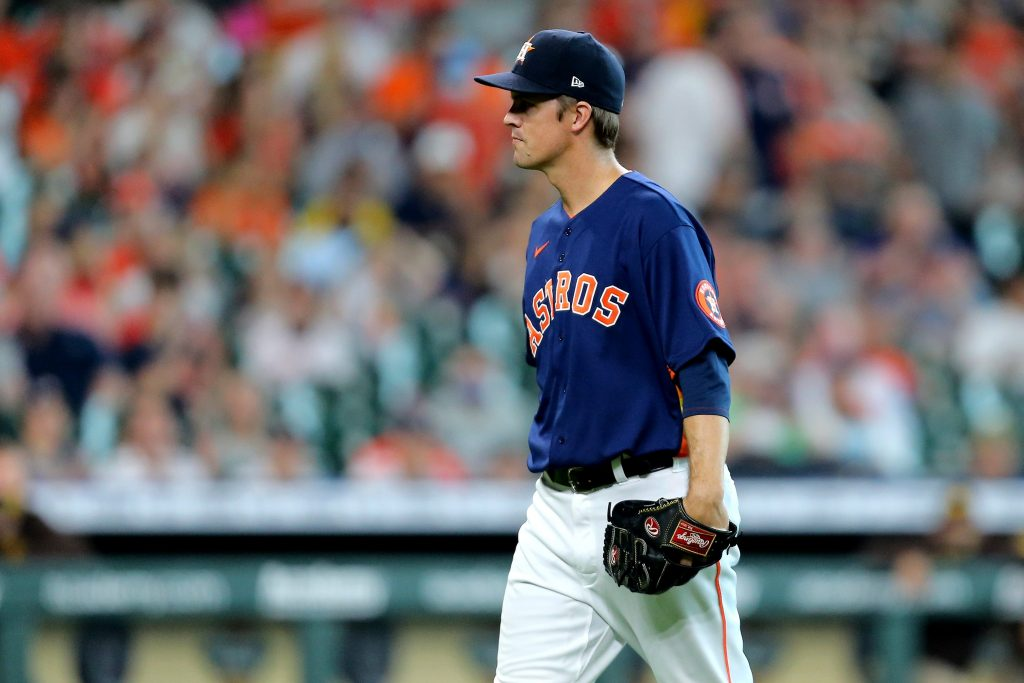 Zack Greinke MLB player props